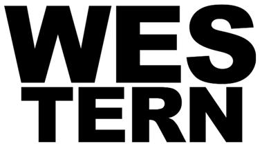 western logo